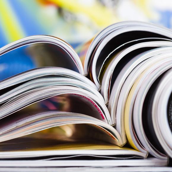 Características das propagandas de mídia impressa