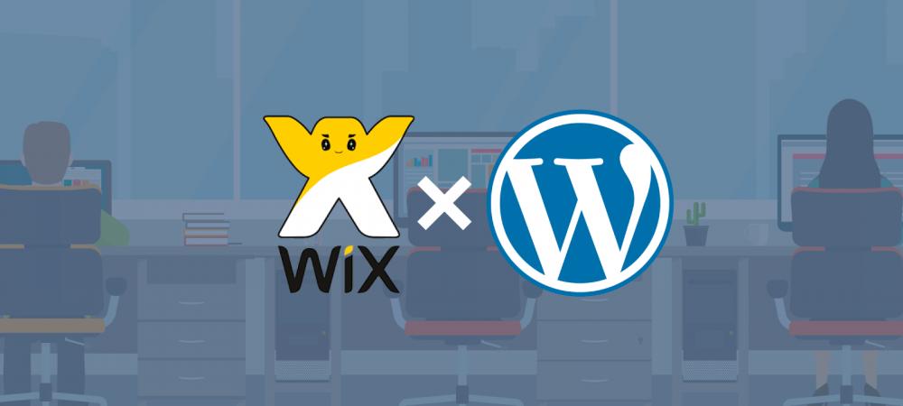 Criar blog com Wordpress ou Wix?
