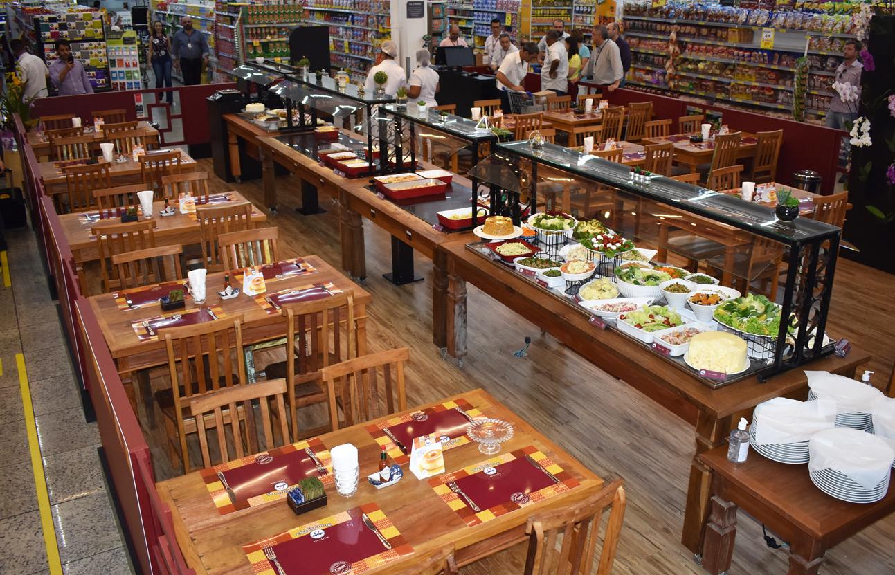 Como abrir um restaurante self-service
