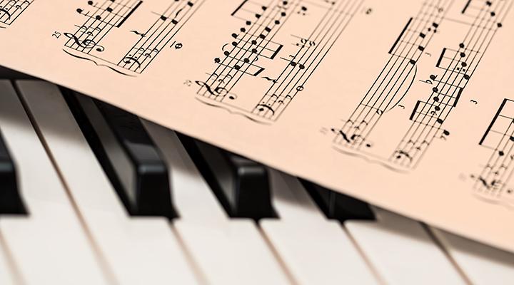 como registrar música