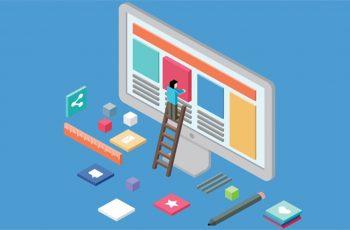 como registrar um site